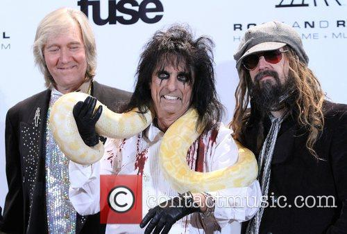 Alice Cooper, Rob Zombie and Rock And Roll Hall Of Fame 7