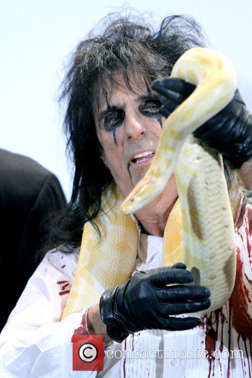 Alice Cooper and Rock And Roll Hall Of Fame 9