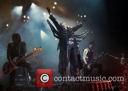 Alice Cooper and Manchester Apollo 3