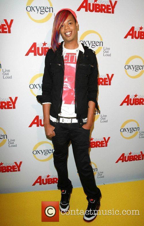 Antoine Dodson Oxygen's Aubrey O'Day & Celebrity Friends...