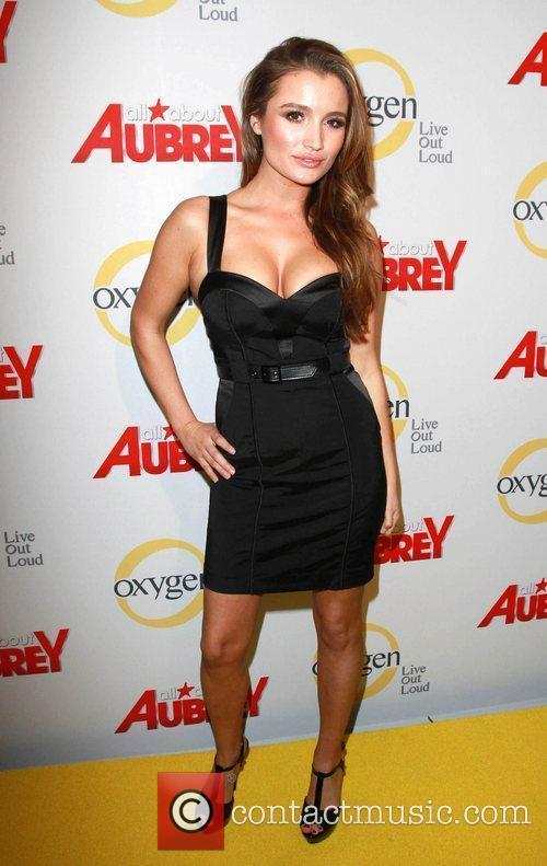 Marta Krupa Oxygen's Aubrey O'Day & Celebrity Friends...
