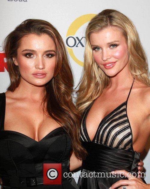 Joanna Krupa and her sister Marta Krupa Oxygen's...