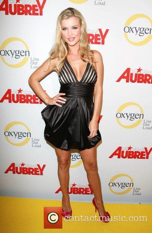 Joanna Krupa  Oxygen's Aubrey O'Day & Celebrity...
