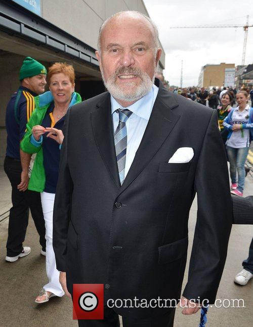 David Norris  The Dublin v Kerry All...