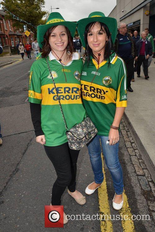 Diane O'Grady, Sarah Lenihan  The Dublin v...