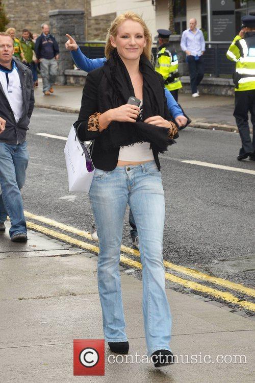 Hayley Rock  The Dublin v Kerry All...