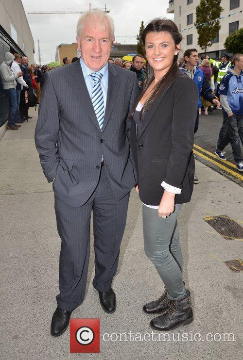 Jimmy Deegan, neice Luara Hoffman  The Dublin...