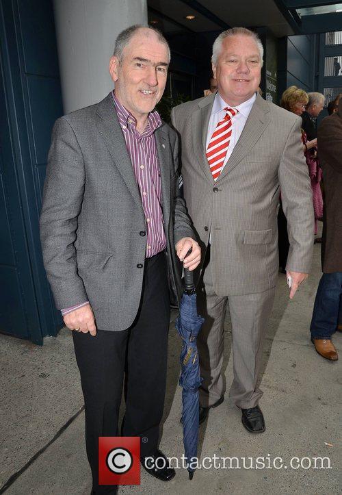 Mickey Harte, Paidi O'Se  The Dublin v...