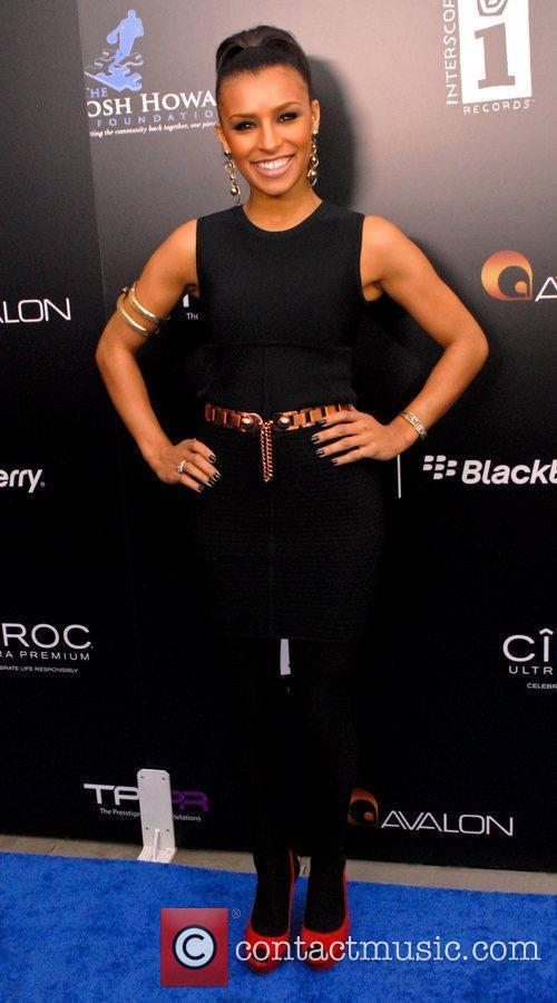 Melody Thornton All Star Weekend 2011: Diddy Invades...