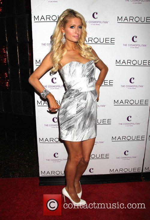 Paris Hilton Allison Melnick celebrates her birthday at...
