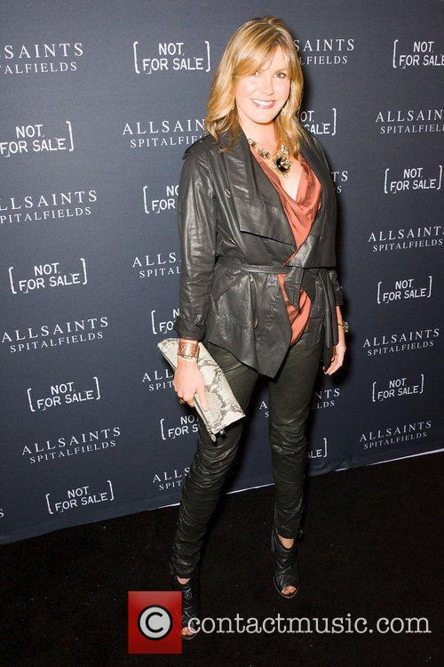 AllSaints Spitalfields launch party for 'The Capsule Not...