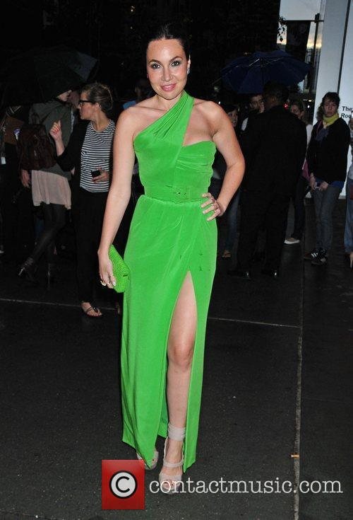 Fabiola Beracosa  2nd Annual amfAR Inspiration Gala...