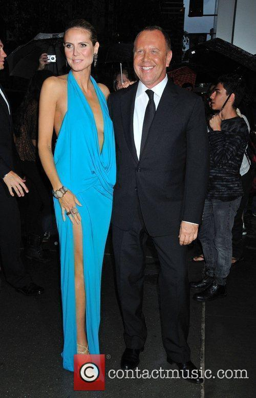 Heidi Klum and Michael Kors 2