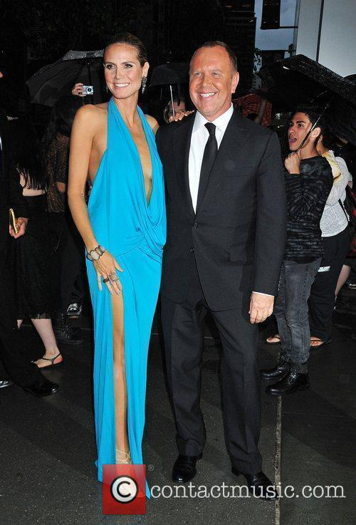 Heidi Klum and Michael Kors 6