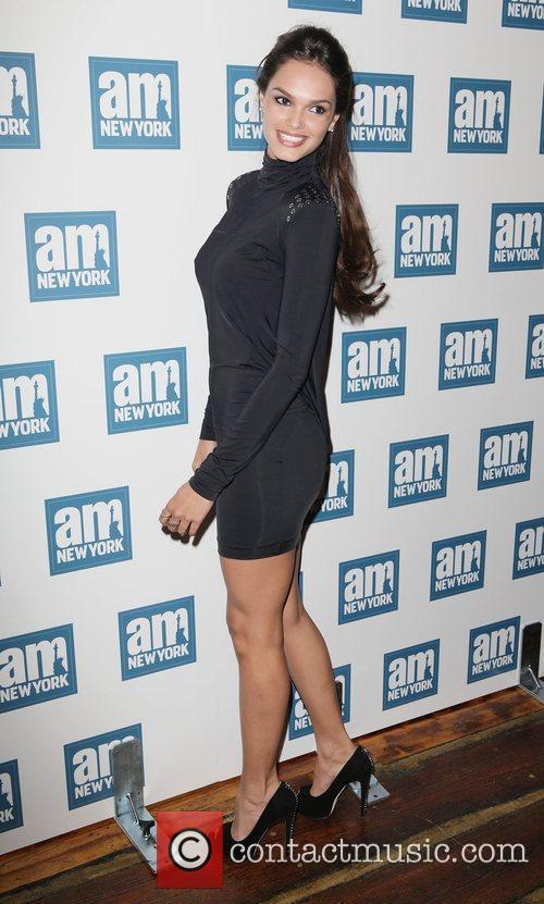 Lisalla Montenegro  AM New York welcomes Kelly...