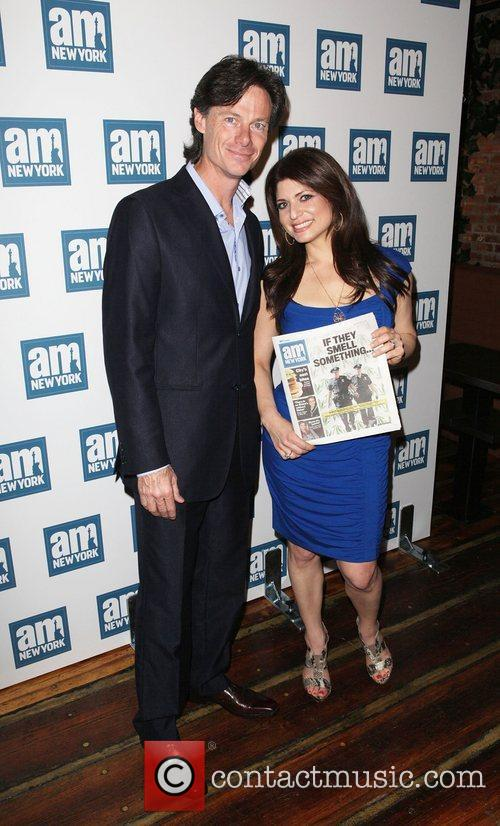 Paul Turcotte, Tamsen Fadal AM New York welcomes...