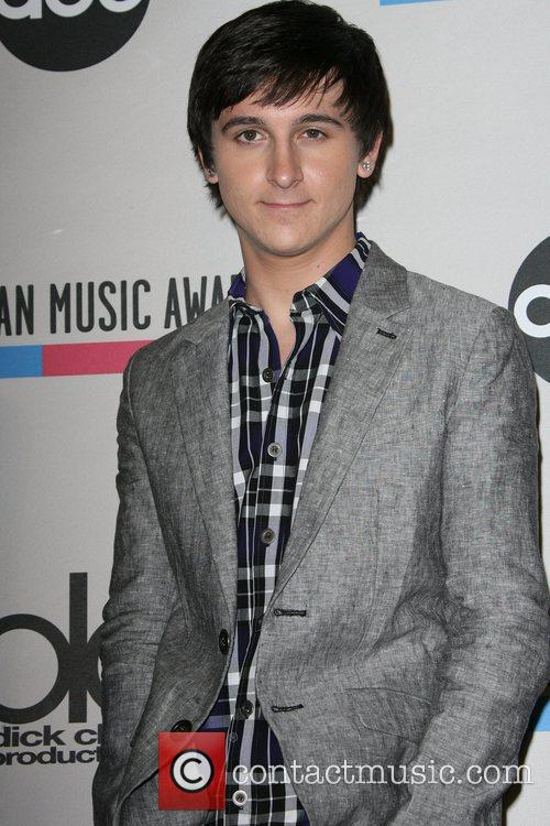 Mitchel Musso and American Music Awards 1