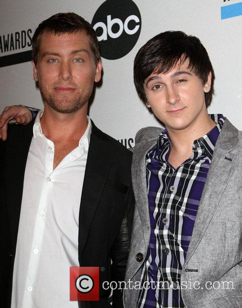 Lance Bass, Mitchel Musso and American Music Awards 10
