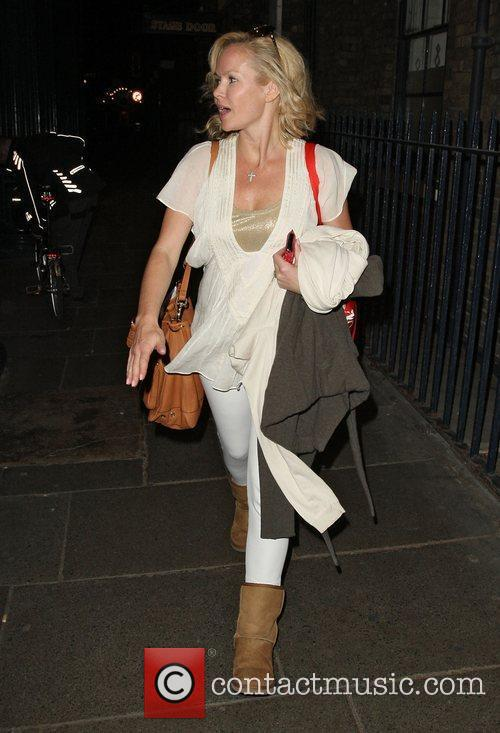 Amanda Holden and Shrek 6