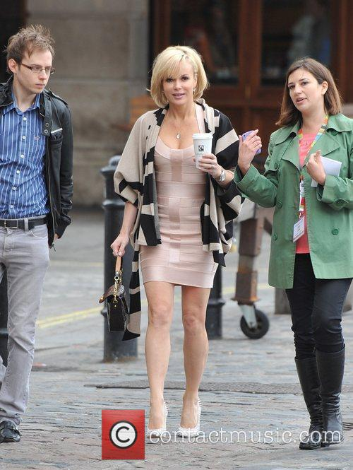 Amanda Holden launches All Seasons Hotels at Covent...