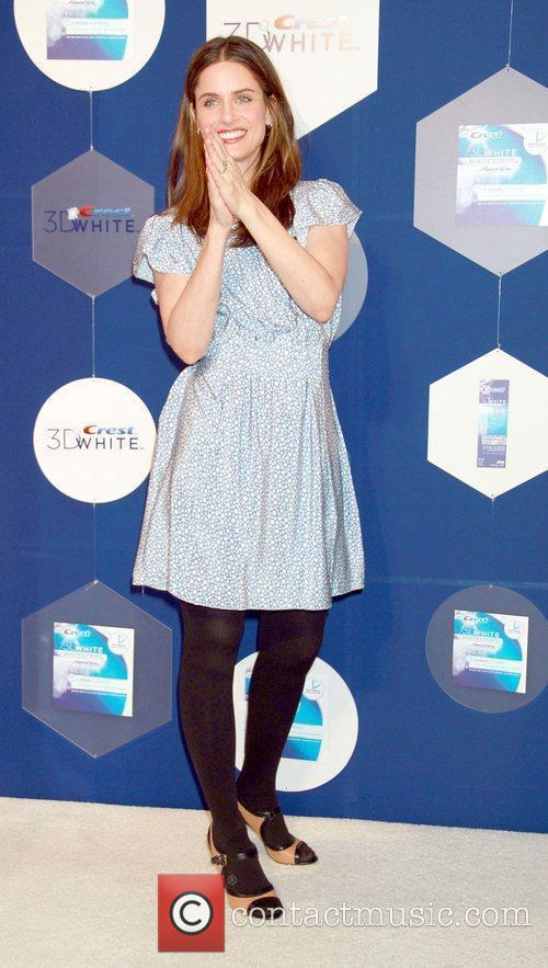 Amanda Peet at the launch of the new...