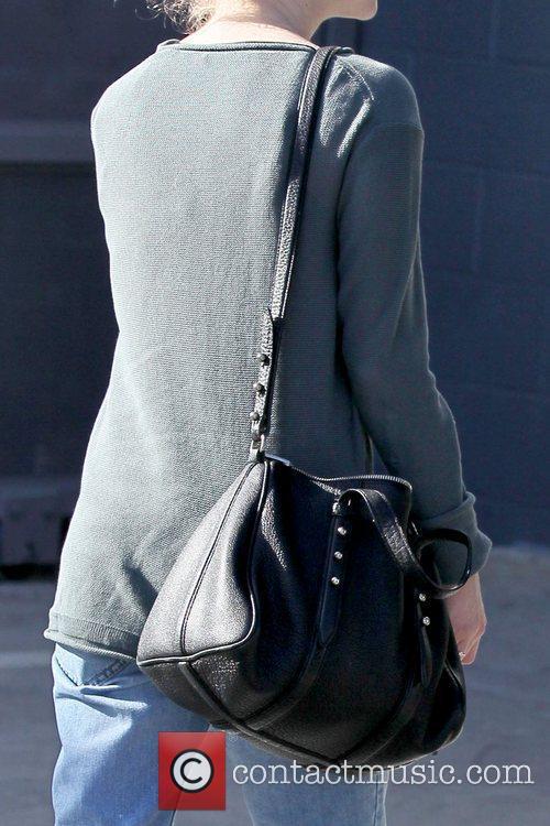 Amanda Seyfried's black bag 'Red Riding Hood' star...