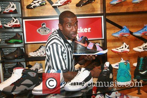 Amare Stoudemire showcases a sampling of his very...