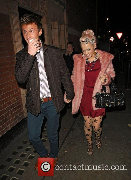 The X Factor, Amelia Lily and Palace Theatre 2