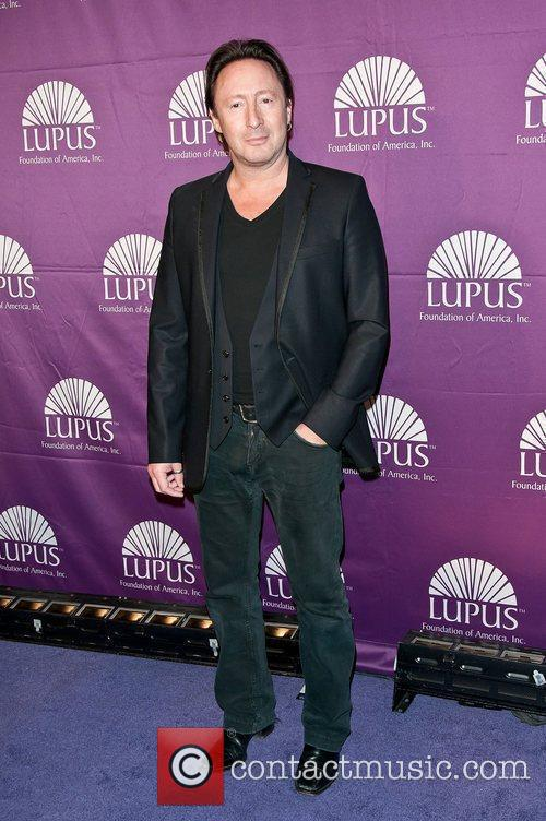 Julian Lennon - 2011 Lupus Foundations Of America Butterfly