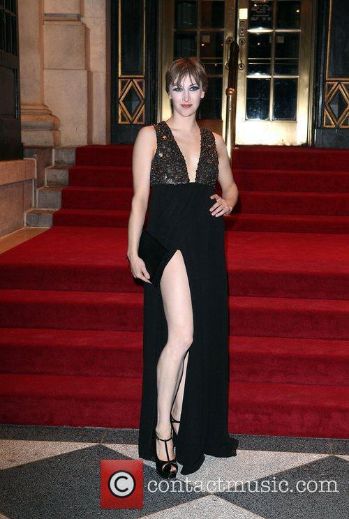 Ballerina Simone Messmer American Ballet Theatre Fall 2011...