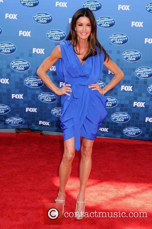 Janice Dickinson The 2011 American Idol Finale at...