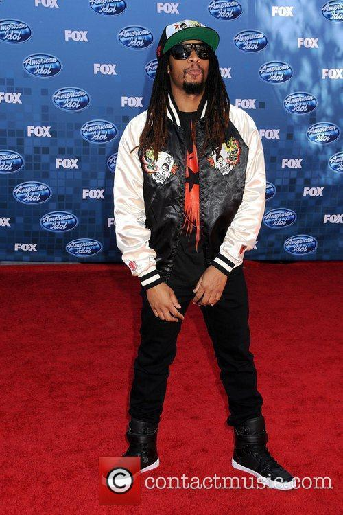 Lil Jon The 2011 American Idol Finale at...