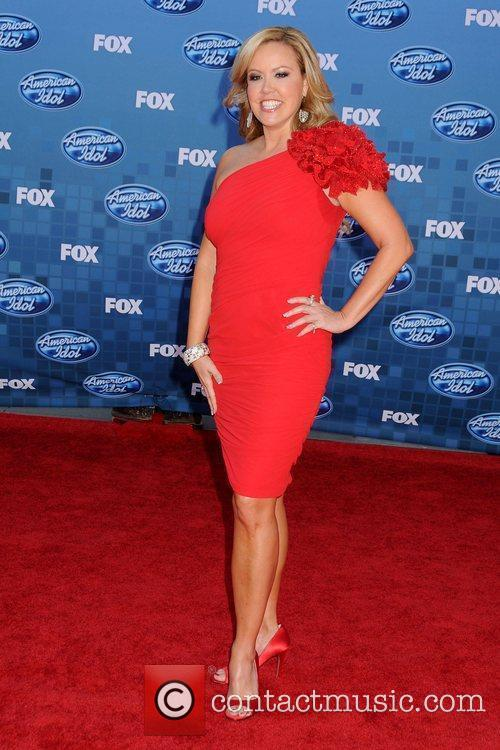 Mary Murphy The 2011 American Idol Finale at...