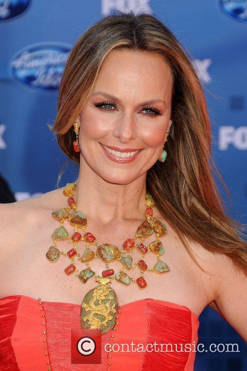 Melora Hardin The 2011 American Idol Finale at...