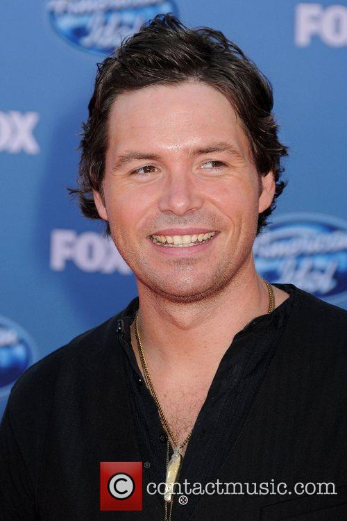 Michael Johns The 2011 American Idol Finale at...
