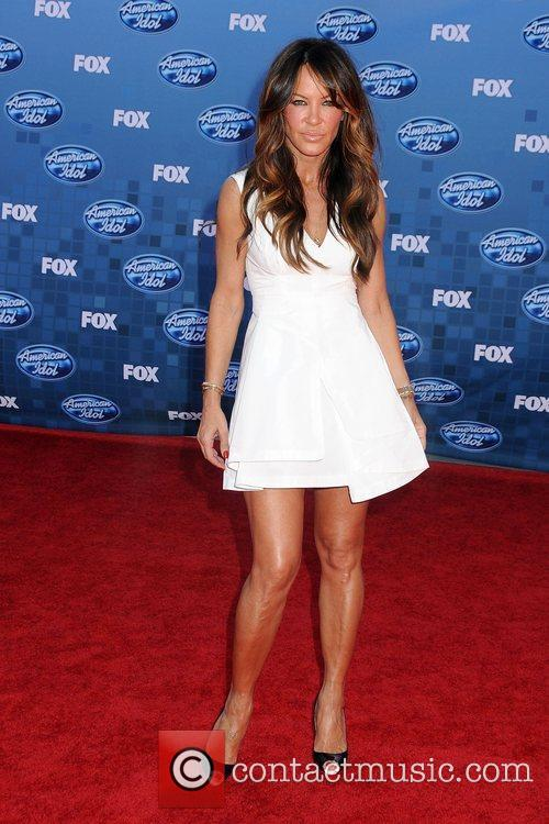 Robin Antin The 2011 American Idol Finale at...