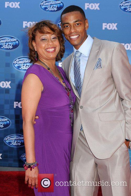 Teck Holmes The 2011 American Idol Finale at...