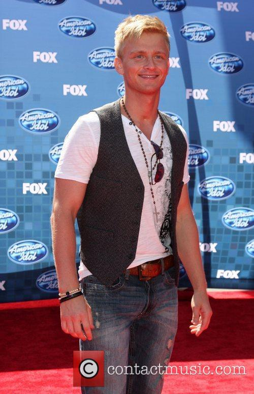 Anthony Fedorov The 2011 American Idol Finale at...