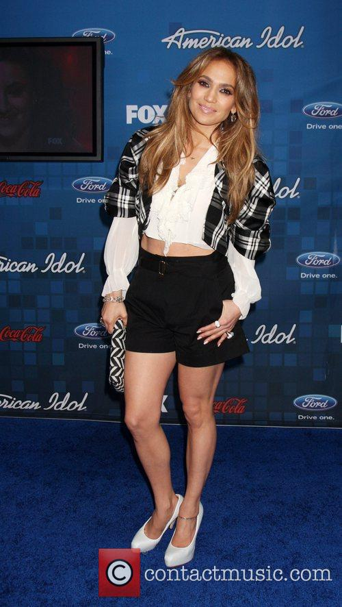 Jennifer Lopez and American Idol 1