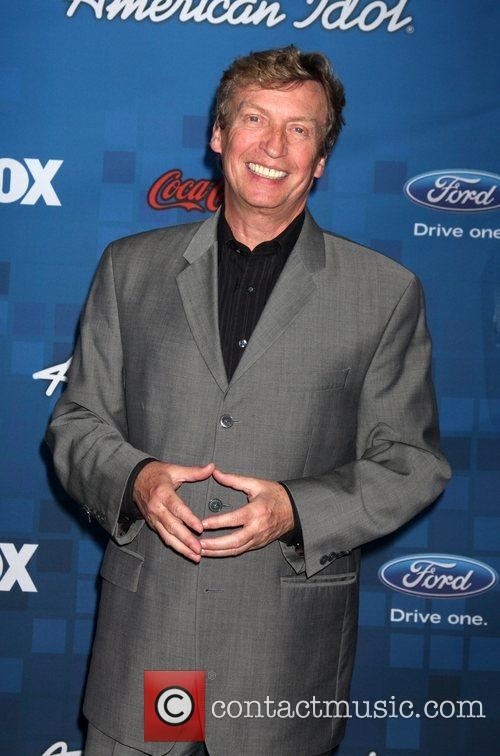 Nigel Lythgoe and American Idol 2