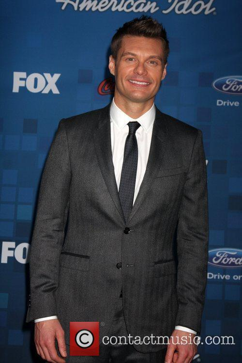 Ryan Seacrest and American Idol 2
