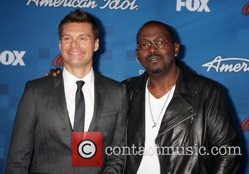 Ryan Seacrest, American Idol and Randy Jackson 2