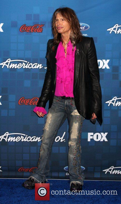Steven Tyler and American Idol 2