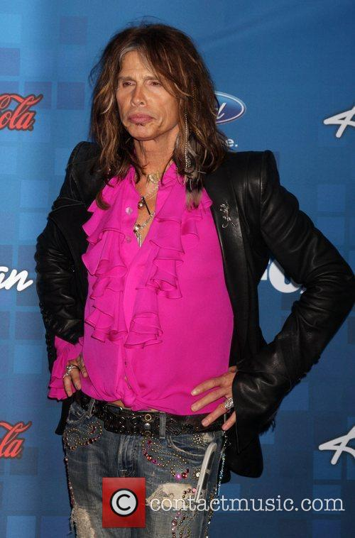 Steven Tyler and American Idol 1