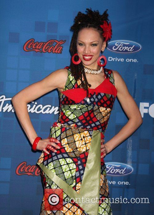 Naima Adedapo The American Idol Season 10 Top...