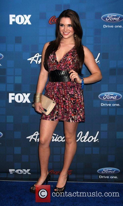 Katie Stevens The American Idol Season 10 Top...