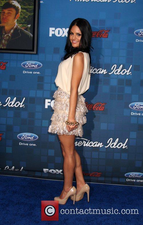 Pia Toscano The American Idol Season 10 Top...