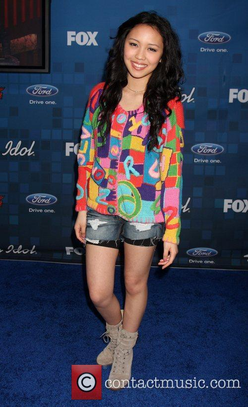 Thia Megia The American Idol Season 10 Top...