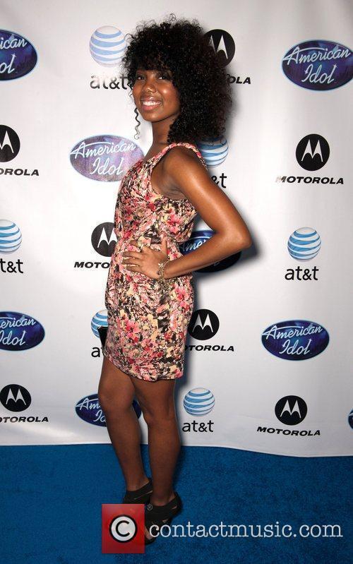 Tatynisa Wilson Idol Prom: The 2011 Debut Of...