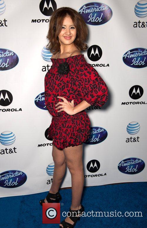Karen Rodriguez Idol Prom: The 2011 Debut Of...